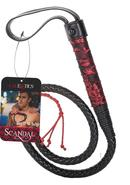 Scandal Bull Whip - Red