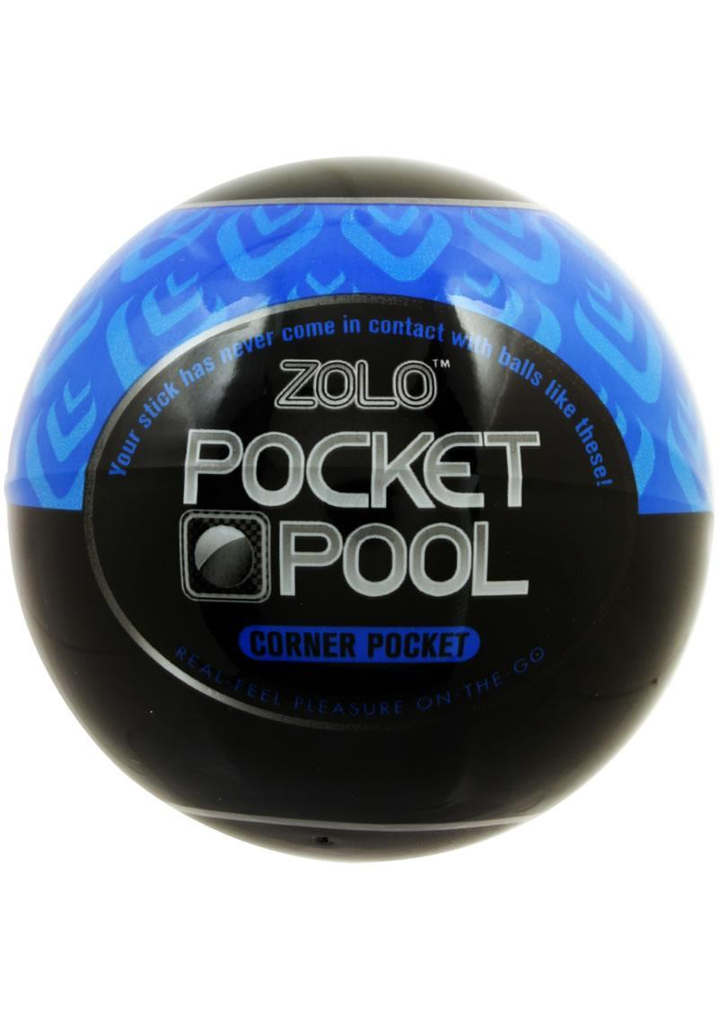 Zolo Pocket Pool Corner Pocket