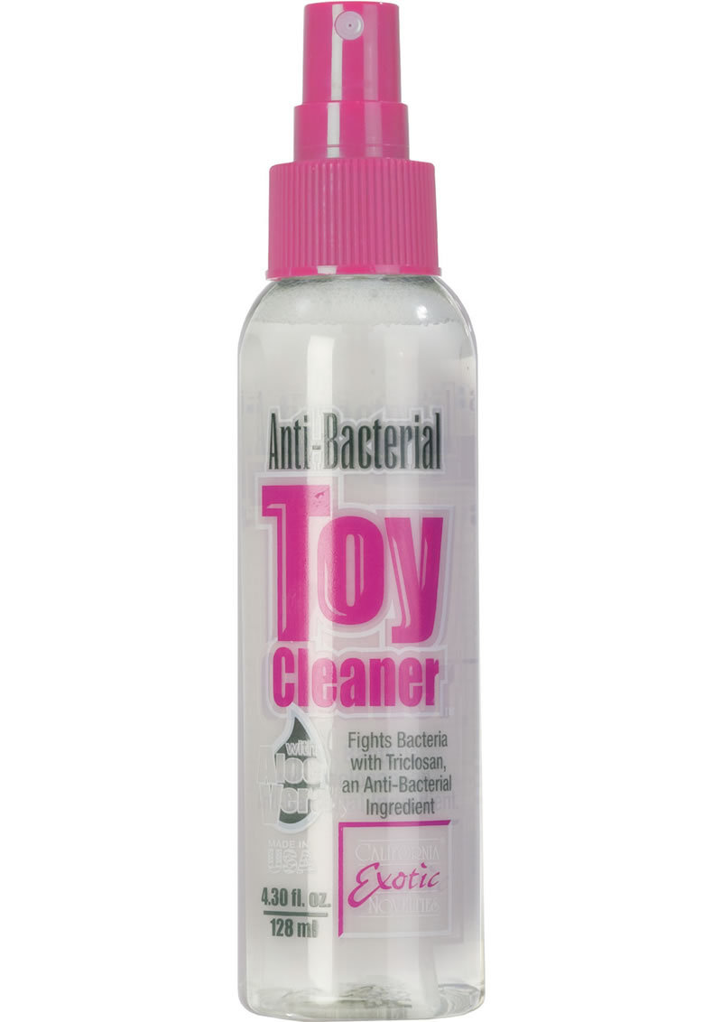 Universal Toy Cleaner With Aloe Vera 4.3 Ounce