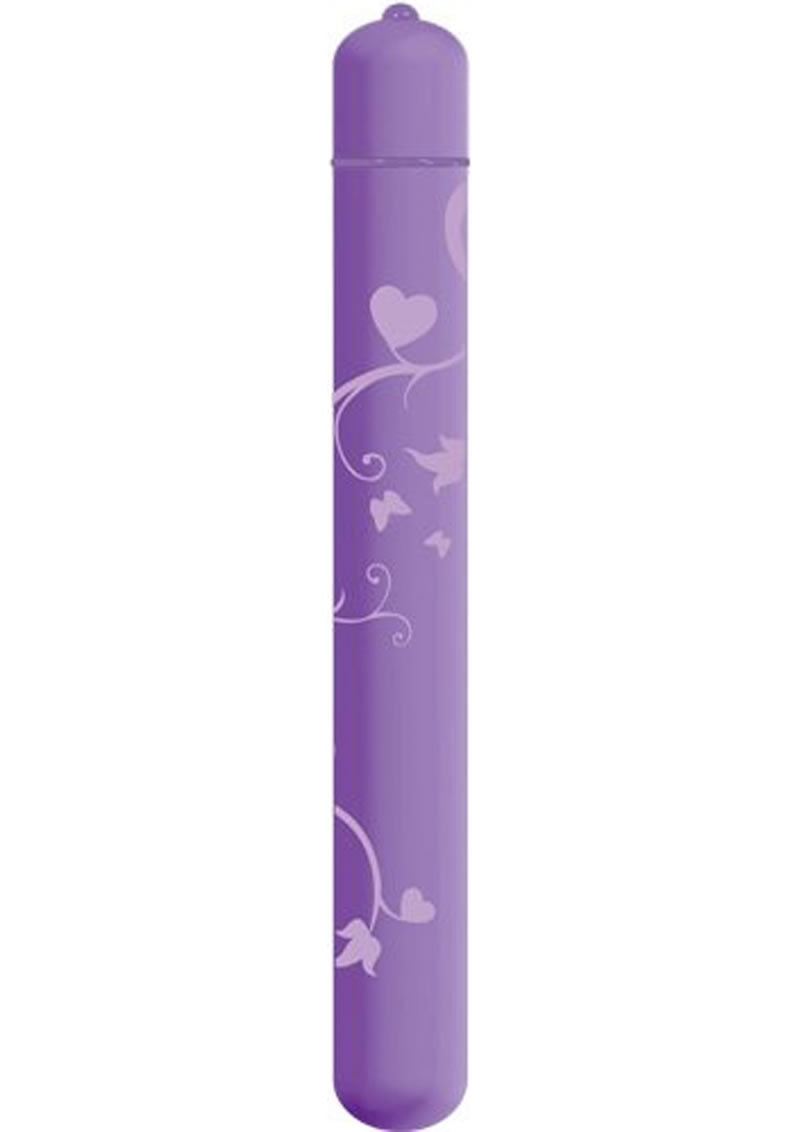 Power Bullet Breeze Flow Waterproof Lavendar 5 Inch