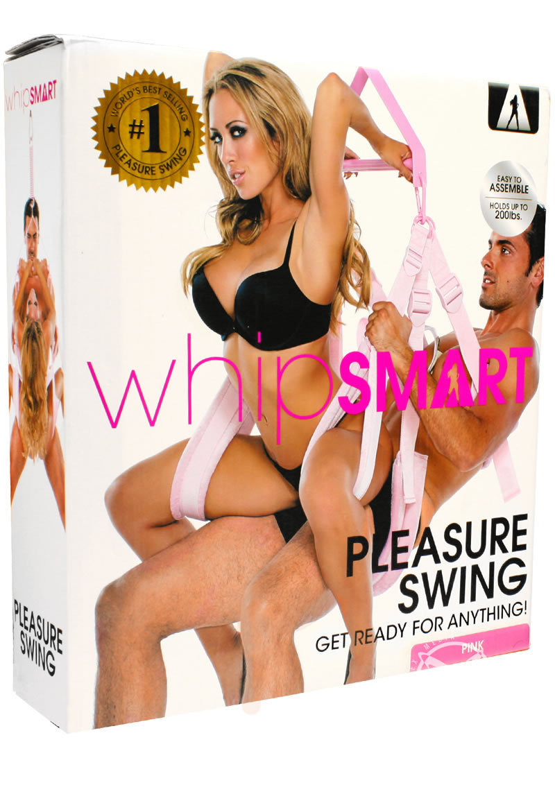 Whip Smart Pleasure Swing Pink